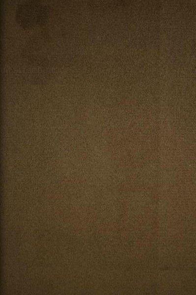 Pecan Upholstery Plush Velvet