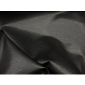 Black Upholstery Ford faux Vinyl fabric per yard