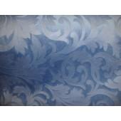 Blue Embossed Micro Velvet