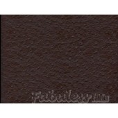 Chocolate Ostrich Upholstery Vinyl fabric per yard