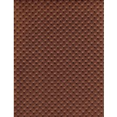 Copper Perforated Distressed Upholstery Faux Leather vinyl fabric per yard