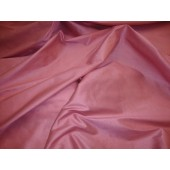 Dusty Rose Shantung Dupioni Faux Silk
