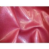 Fuchsia Glitter Vinyl upholstery fabric per yard