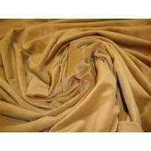 Golden Rod Upholstery Plush Velvet