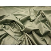Green Lily Cotton Rayon Blend