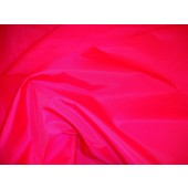 "Hot Pink Packcloth 420 Denier Nylon Water Resistant 60"" wide fabric per yard"