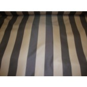 "khaki brown Striped Waterproof Outdoor Canvas fabric 60"" 600 Denier wide per yard"