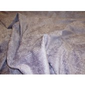 Lavender Crocodile Upholstery Chenille Fabric per yard