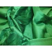Mint Shantung Dupioni Faux Silk