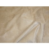 Oyster Crocodile Upholstery chenille Fabric per yard