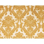 Pineapple Jacquard Damask Floral upholstery fabric