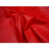 "Red Packcloth 420 Denier Nylon Water Resistant 60"" wide fabric per yard"