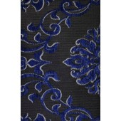 Royal Damask Chenille Upholstery Drapery Reversible Fabric