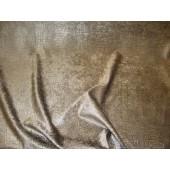 Seaweed Crocodile Upholstery Chenille Fabric per yard