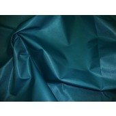 "Teal Packcloth 420 Denier Nylon Water Resistant 60"" wide fabric per yard"